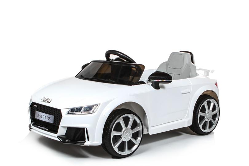 12v Licensed Audi Tt Rs Battery Ride On Car